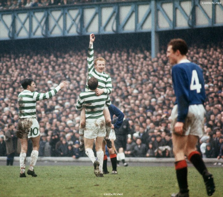The greatest Celtic Star of them all was Jinky, the magical number 7