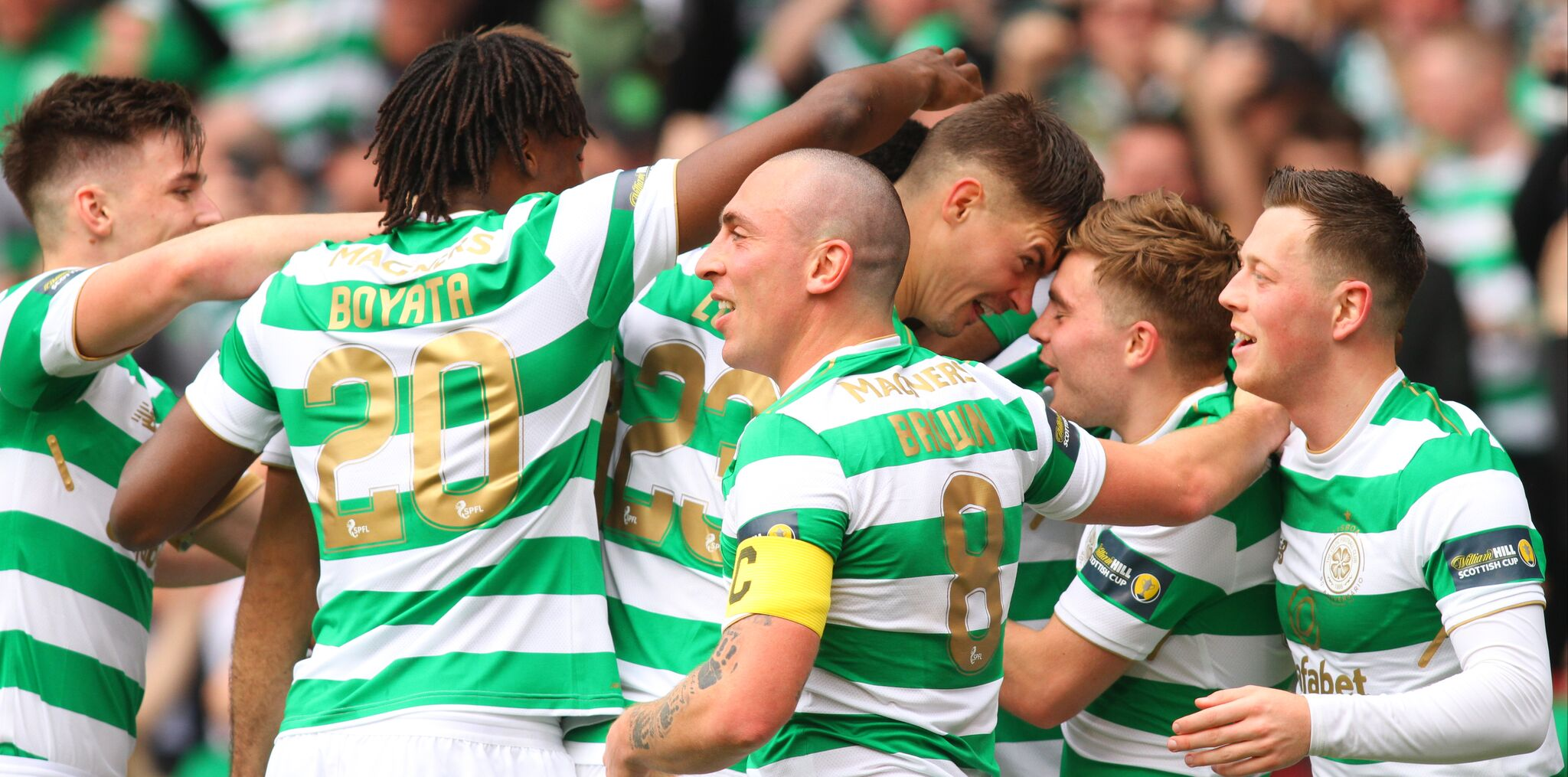 'You're not cheering anymore,' Broony, Moussa unsurprised