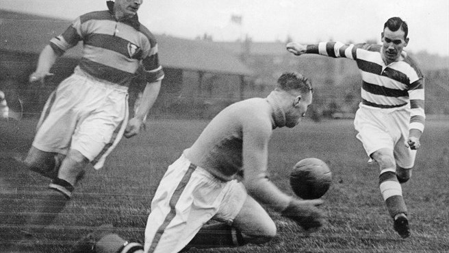 Tell me the old, old story, A hat-trick for McGrory,