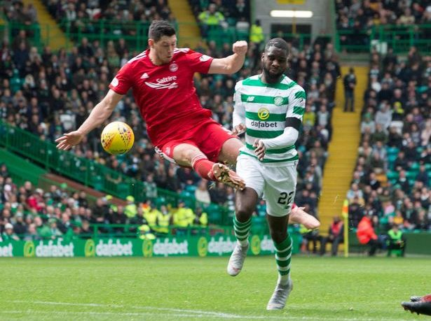 Sfa Name Referee For Celtic Vs Aberdeen Match