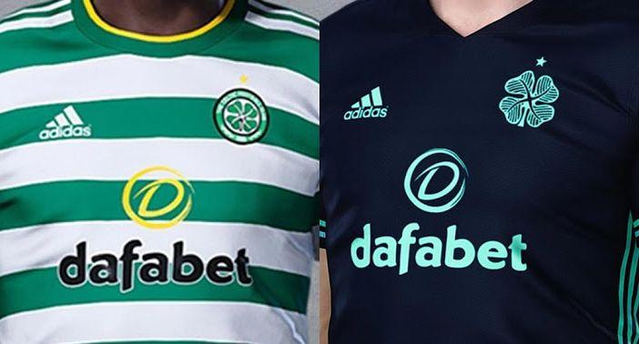 Photo: Scott Brown pictured in stunning rumoured Celtic third kit