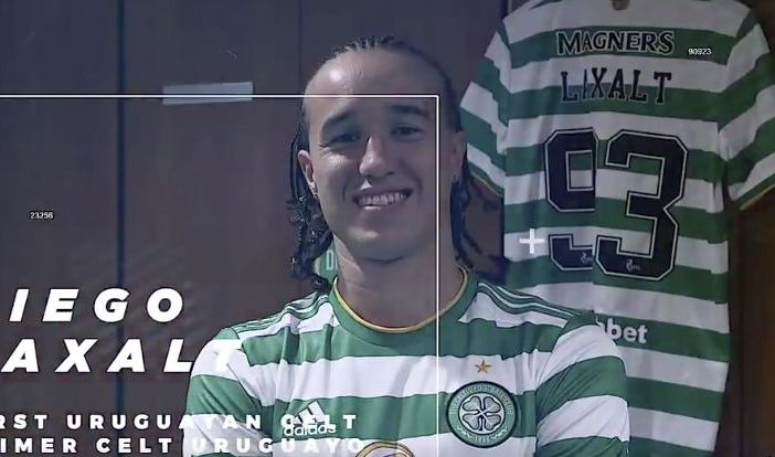 It's Official – Celtic seal deal for AC Milan's Diego Laxalt